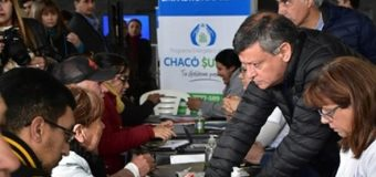 Chaco Subsidia: el Gobernador participó del empadronamiento