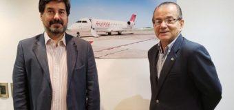 El Gobierno local asegura que los vuelos siempre fueron prioridad de Cipolini desde el inicio de su gestión
