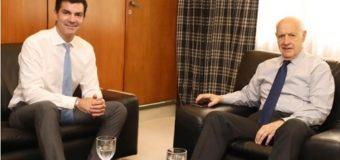 Roberto Lavagna eligió a Juan Manuel Urtubey como compañero de formula