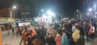 Quitilipenses marcharon para pedir «justicia por Sofía»