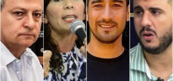 Beatriz Bogado, Rodrigo Ayala, y Marcos Vignau, serían echados del Gobierno