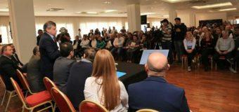 El Gobierno presentó el nuevo Plan Estratégico Territorial