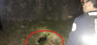 Niña de año y medio se extravió de sus padres y fue hallada en un pozo; no sobrevivió