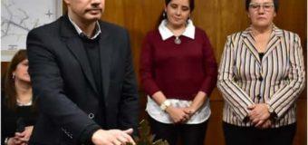 «Es un espaldarazo al sector privado», dijo Santalucía tras ser convocado al Gobierno