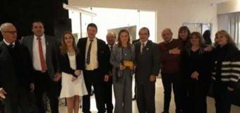 El Rotary Sáenz Peña Gualok distinguió la gestión de la Casa de Cultura