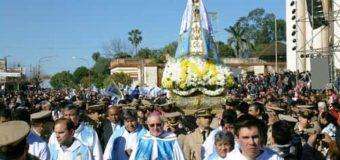 La fe católica rinde tributo a la Virgen de Itatí a 119 años su Coronación