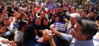 """Capitanich promete «gobernar con gran consenso y participación popular"""""""