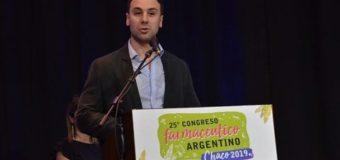 La Universidad Nacional del Chaco Austral participa del 25° Congreso Farmacéutico Argentino