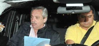 Alberto fue a ver a Cristina; le pidió permiso para confirmar al Gabinete?