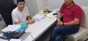 Tras el domingo en que ganaron en sus municipios, Bruno recibió a Quitito