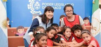 """El Poder Legislativo participa en la Fiesta del Libro 3.0 """"Chaco en Redes"""""""