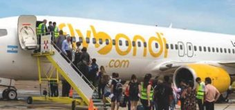 Crece la cantidad de pasajeros que eligen los vuelos low cost