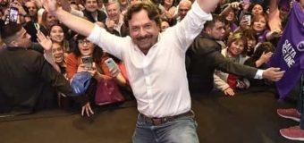 Gustavo Sáenz gana en toda Salta y es el nuevo gobernador