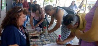 Jubilados auto convocados juntan firmas y reclaman al InSSSeP