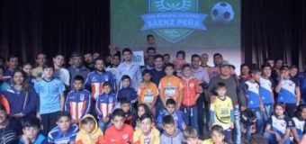 76 equipos de fútbol barriales y más de 2300 chicos participarán de la Liga Municipal de Fútbol Infantil y Juvenil 2020