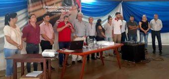 """Peche: """"los municipios son la caja de resonancia de los problemas de la provincia"""""""