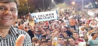 Con el triunfo de Reinaldo Quitito Lovey la UCR recupera el gobierno quitilipense
