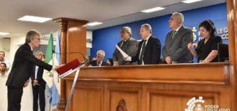 Sager consiguió 25 votos y es el nuevo presidente de la Legislatura