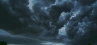 Jueves bajo un alerta meteorológico por la llegada de tormentas fuertes