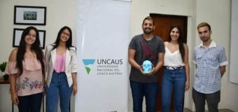 Alumnos de Uncaus obtuvieron el primer lugar en el Congreso Científico Argentino de Estudiantes de Medicina