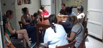 Los vecinos siguen reuniéndose con el Municipio para trabajar en prevención y seguridad