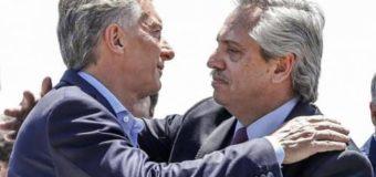 Todo listo para la asunción presidencial de Alberto Fernández