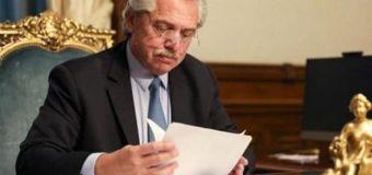 AlbertoF confirmó por decreto el desplazamiento de tres jueces clave de Comodoro Py