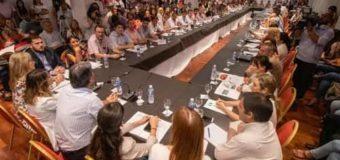 Capitanich puso en marcha el Consejo Provincial de Políticas Sociales