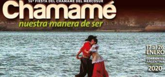 Arranca este viernes la Fiesta Nacional del Chamamé