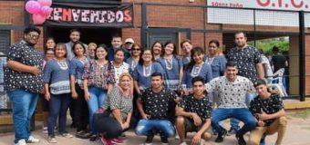 #BrunoEnLosBarrios: El intendente visitó el CIC del Barrio Santa Mónica