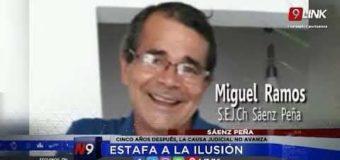 Miguel Ramos, el ladero de Graciela Aranda embargado por 12 millones de pesos