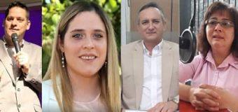 Nenazko, Lita,Blasco y Gauna opinaron sobre el discurso de Bruno Cipolini