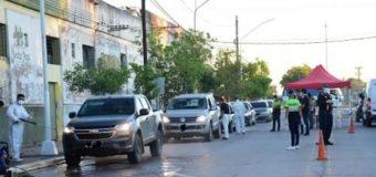 El Gobierno pide a los vecinos no salir de Sáenz Peña
