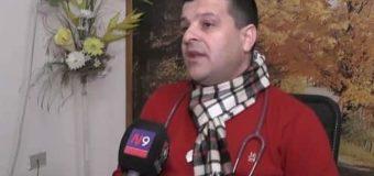 Médico esposado a una cama por «burlarse» reiteradamente de disposiciones judiciales