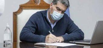 Viernes será «no laborable» y el lunes «asueto administrativo»
