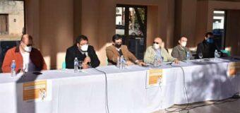 Comité Sanitario de Emergencia brindó detalles de la colecta solidaria