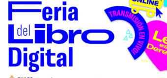 Del 7 al 17 de agosto se realiza la Feria del Libro Digital 2020