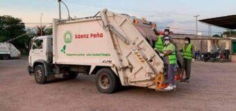 El feriado del 9 de Julio modifica la recolección de residuos