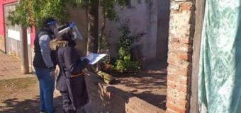 Se aplica el plan Detectar en los barrios saenzpeñenses