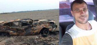 Se mató Marcelo Sova al volcar su automóvil en un camino rural