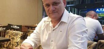 Olivello, recientemente nombrado funcionario, a juicio