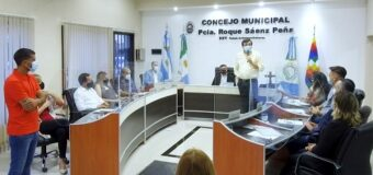 Concejales se interiorizaron sobre el trabajo del Comité Sanitario de Emergencia
