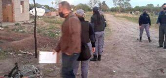 La Justicia desalojó un predio con viviendas municipales en el Matadero
