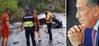 El influyente banquero Jorge Brito muere al caer el helicóptero que piloteaba