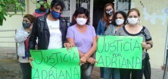 Prisión preventiva para el acusado por la muerte de Adriana Echeverría