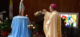 Monseñor Barbaro, en el día de la concepción mariana, pidió luz para legisladores que deben tratar la Ley de Aborto