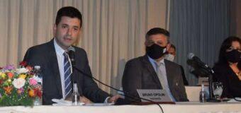 Bruno Cipolini dio inicio al 26º Período de Sesiones Ordinarias del Concejo Deliberante Municipal