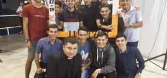 Este 12 de marzo Luis Ramón Czub será ordenado sacerdote