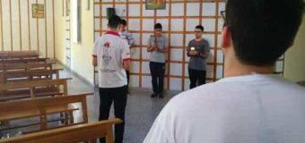 Verano de encuentros juveniles de oración y formación cristiana