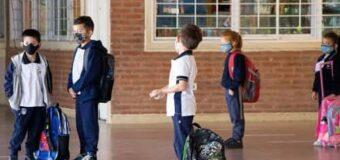 Coronavirus: las clases escolares no se suspenden